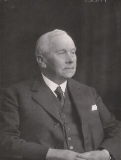 Sir Henry Alexander Miers, by Walter Stoneman - NPG x186625