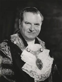 Sir James Miller, by Walter Bird - NPG x186642