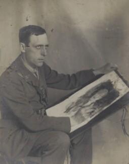 Ambrose McEvoy, by Walter Benington, 1916-1918 - NPG x137407 - © National Portrait Gallery, London
