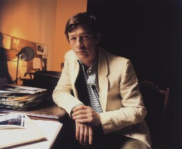 Sir John Hurt, by Clay Perry, 1980 - NPG x137411 - © Clay Perry