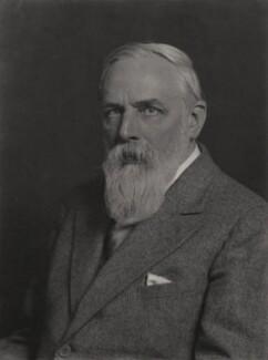 Thomas Sturge Moore, by Walter Stoneman - NPG x186697