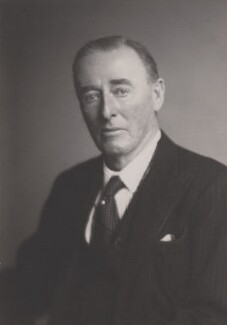 Henry John Alexander Seely, 2nd Baron Mottistone, by Walter Stoneman - NPG x186749