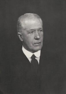Sir Robert Muir, by Walter Stoneman - NPG x186762