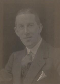 Robert Frederick William Robertson Nelson, by Walter Stoneman - NPG x186820