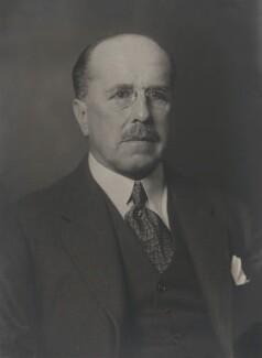 (Henry) Francis Hope Pelham-Clinton-Hope, 8th Duke of Newcastle-under-Lyne, by Walter Stoneman - NPG x186828