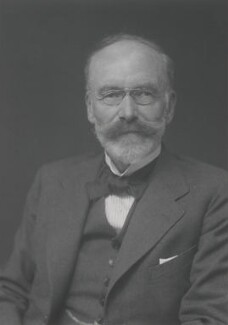 Robert Newstead, by Walter Stoneman - NPG x186835