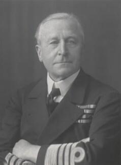 Sir Douglas Romilly Lothian Nicholson, by Walter Stoneman, 28 April 1925 - NPG x186848 - © National Portrait Gallery, London