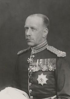 Octavius Henry Lothian Nicholson, by Walter Stoneman - NPG x186851