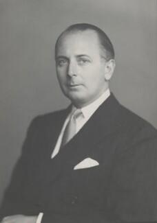 Sir Allan Herbert Percy Noble, by Walter Stoneman - NPG x186861