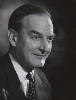 Michael Anthony Cristobal Noble, Baron Glenkinglas, by Walter Bird - NPG x186863