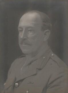 Sir Henry Norman, 1st Bt, by Walter Stoneman - NPG x186872