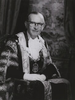 Sir (Walter) Charles Norton, by Walter Bird - NPG x186890