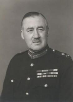 Cyril Henry Norton, by Walter Stoneman - NPG x186892