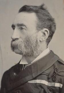 Sir Cornelius Francis Clery, by Alexander Bassano - NPG P1700(46c)