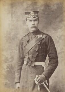 Paul Sanford Methuen, 3rd Baron Methuen, by Unknown photographer - NPG P1700(47a)