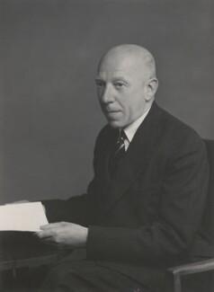 Sir William Gammie Ogg, by Walter Stoneman - NPG x186917