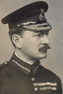 Sir (Henry Macleod) Leslie Rundle, by Alexander Bassano - NPG P1700(47c)