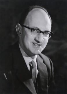 Sir Con Douglas Walter O'Neill, by Walter Bird - NPG x186935