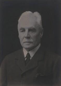 James Arthur Wellington Foley Butler, 4th Marquess of Ormonde, by Walter Stoneman - NPG x186941