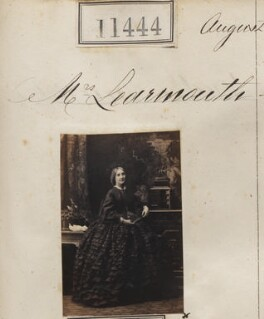 Charlotte Salter Learmonth (née Lyons), by Camille Silvy - NPG Ax61131