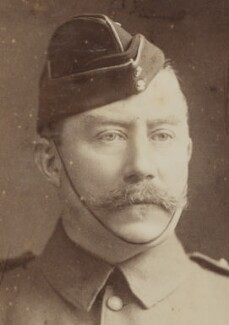 Charles Compton William Cavendish, 3rd Baron Chesham, by Unknown photographer - NPG P1700(48c)
