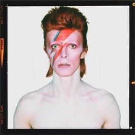 David Bowie, by Brian Duffy - NPG x137463
