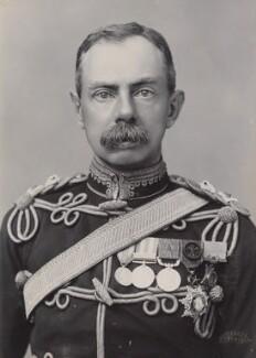 Herbert Plumer, 1st Viscount Plumer, by Alexander Bassano, 1899 - NPG P1700(49d) - © National Portrait Gallery, London