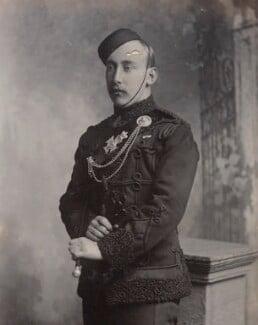 Prince Christian Victor of Schleswig-Holstein, by Alexander Bassano - NPG P1700(50b)