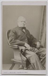 Clarkson Frederick Stanfield, by John & Charles Watkins - NPG Ax7557