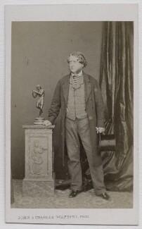 William Dyce, by John & Charles Watkins, after  John Watkins - NPG Ax7570