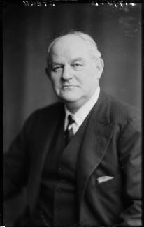 Sir Albert Gerald Stern, by Walter Stoneman - NPG x187116