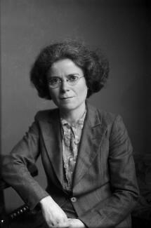 Dame Kathleen Lonsdale (née Yardley), by Walter Stoneman - NPG x187171