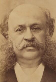 Henri Georges Stephan Adolphe Opper de Blowitz, by Unknown photographer - NPG P1700(58d)