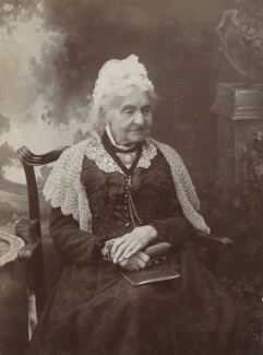 Margaret Ann Neve (née Harvey), by Thomas Alfred Grut - NPG P1700(65a)