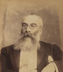 Sir Walter Besant, by Elliott & Fry - NPG P1700(66a)