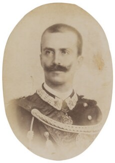 Victor Emmanuel III, King of Italy, by Unknown photographer - NPG P1700(67a)