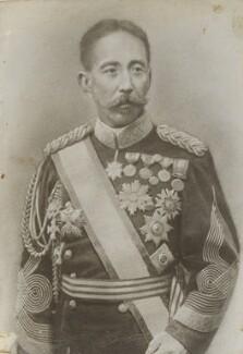 Admiral Natysu, by Unknown photographer - NPG P1700(74a)