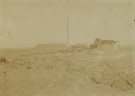 Soda Factory in the Desert of Atacama, Chile, by Unknown photographer - NPG P1700(80b)