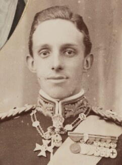 Alfonso XIII, King of Spain, possibly by William Slade Stuart, 1906 or before - NPG P1700(81c) - © National Portrait Gallery, London