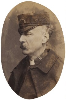 Wilson Carlile, by Unknown photographer - NPG P1700(83b)