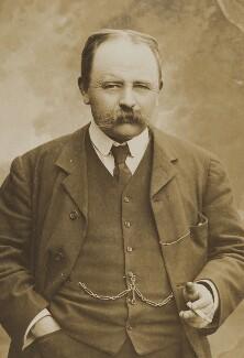 Louis Napoleon Parker, by Unknown photographer - NPG P1700(85c)