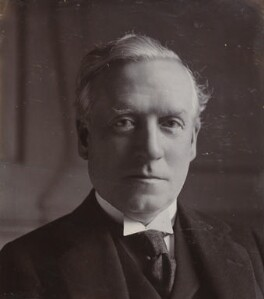 Herbert Henry Asquith, 1st Earl of Oxford and Asquith, by Reginald Haines - NPG P1700(86a)