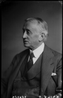 Sir Harold Vaughan Kenyon, by Walter Stoneman, December 1945 - NPG x187645 - © National Portrait Gallery, London