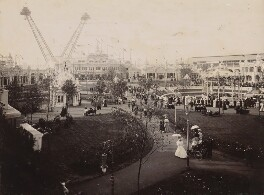 Franco-British Exhibition - White City, by Unknown photographer - NPG P1700(87a)