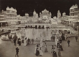 Franco-British Exhibition - White City, by Unknown photographer - NPG P1700(88b)