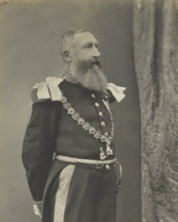 Leopold II, King of the Belgians, by Unknown photographer - NPG P1700(91a)