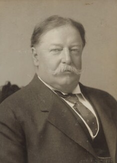 William Howard Taft, by Pach Brothers, 1909 - NPG P1700(94b) - © National Portrait Gallery, London