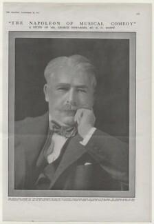 George Edwardes, by E.O. Hoppé - NPG x137473