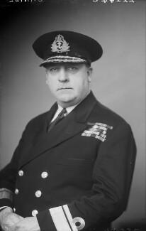 Sir Charles Saumarez Daniel, by Walter Stoneman - NPG x187808
