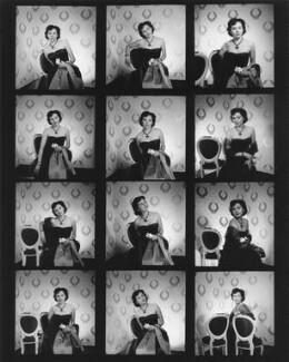 Olga Edwardes, by Francis Goodman - NPG x195237